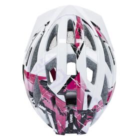 UVEX air wing Helmet Junior white-pink